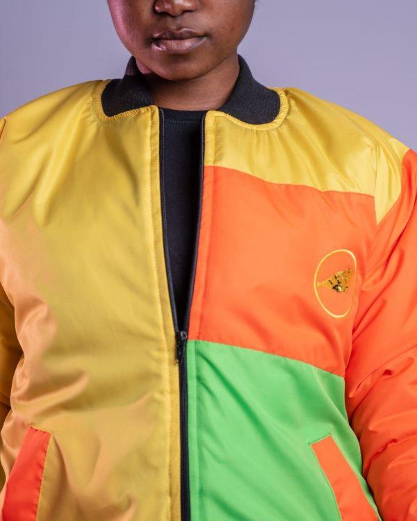 Aaa Blazing limited ed bomber jackets