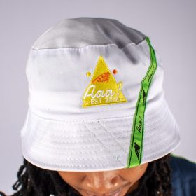 Aaa Bucket Hats (With Petersham printed tape)