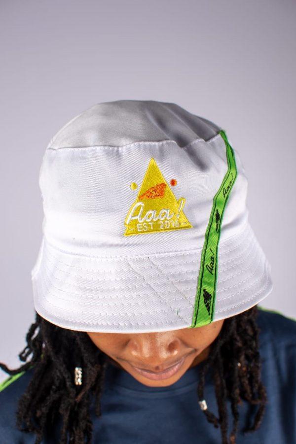 Aaa Bucket Hats (With Petersham printed tape)