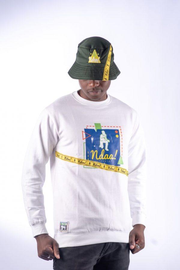 Ndaa Bucket Hats (With Petersham printed tape)