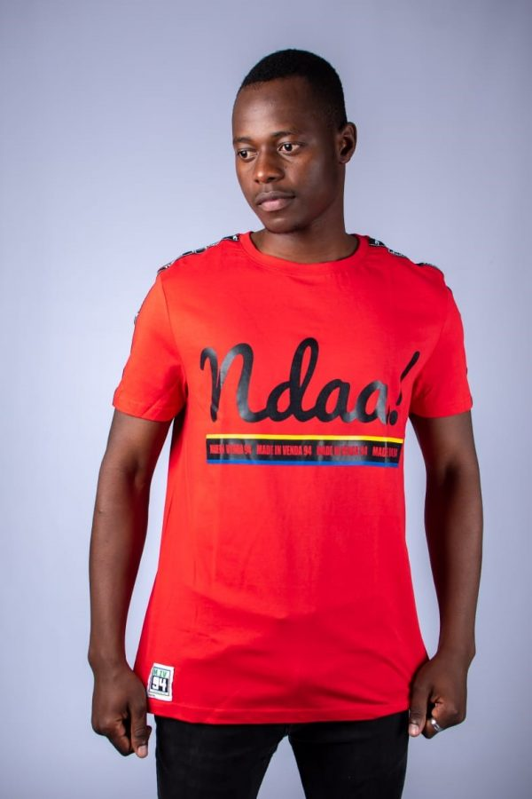 Ndaa Screen Printed Tee
