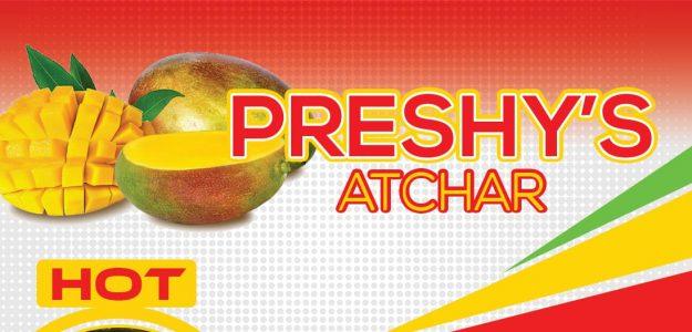 Preshy Atchar